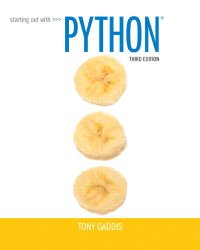 Starting Out with Python plus MyProgrammingLab with Pearson eText — Access Card Package (3rd Edition)