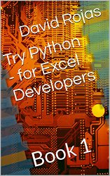 Try Python – for Excel Developers: Book 1