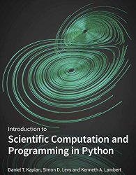 Introduction to Scientific Computation and Programming in Python