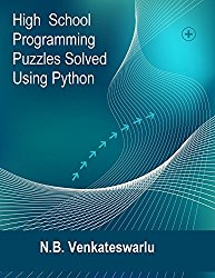 High School Programming Puzzles solved using Python