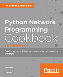 Python Network Programming Cookbook – Second Edition
