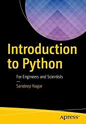 Introduction to Python: For Engineers and Scientists