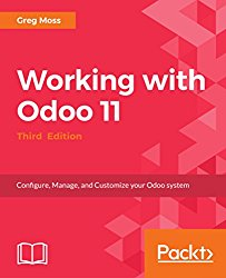 Working with Odoo 11 – Third Edition