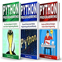 Python Programming: 3 Books in 1