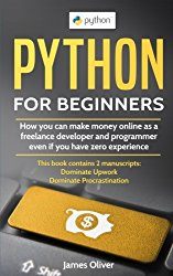 Python for Beginners: 2 Manuscripts – How you can make money online as a freelance developer and programmer, even if you have zero experience