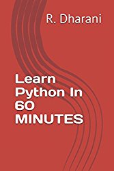 Learn Python  In 60 MINUTES