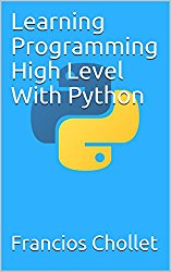 Learning Programming High Level With Python