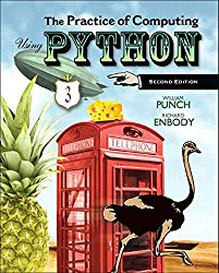 The Practice of Computing Using Python (2nd Edition): 2nd Ed