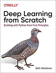 Deep Learning from Scratch: Building with Python from First Principles
