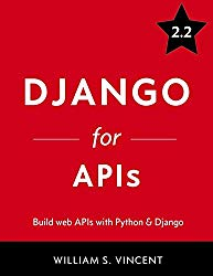 Django for APIs: Build web APIs with Python & Django